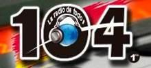 Emisora 104.1 FM Florencia