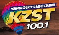 KZST Sonoma 100.1 FM